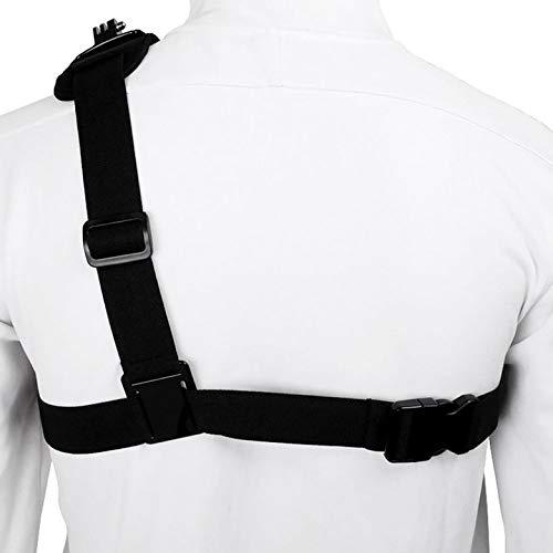 AgoHike Shoulder Chest Strap Mount Harness Belt for GoPro Hero 3 3+ 4 Session