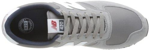 New Balance 420 Herren Sneaker Grau