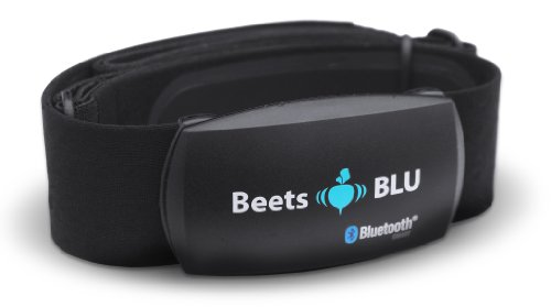 Beets BLU Bluetooth Wireless Heart Rate Monitor with - Heart Rate Monitor Belt