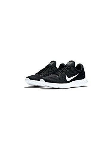 80%OFF Nike Men Lunar Skyelux Running Shoe - Black/ White