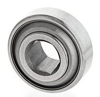 VXB Brand 202KRR3 Single Lip Shroud Seals 0.56