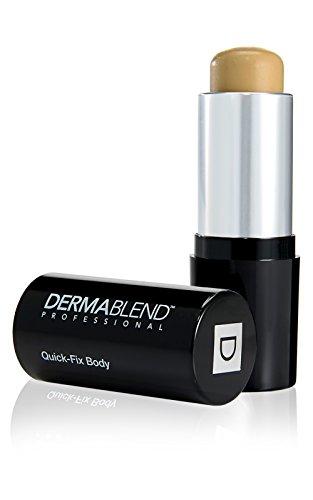 Dermablend Quick-Fix Body Makeup Full Coverage Foundation Stick, 40W Medium, 0.42 Oz.