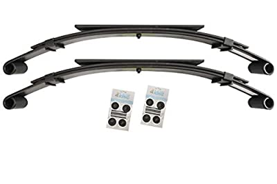 Golf Cart King Club Car DS Rear Heavy Duty Leaf Spring Kit