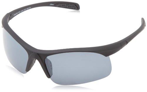 Field & Stream Apache Polarized Wrap Sunglasses,Black,67 - Sunglasses And Field Stream