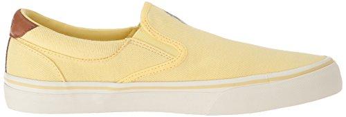 Polo Ralph Lauren Mens Thompson Ii Sneaker Bananenschil