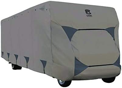 """Classic Accessories 80-496 Class C Cover 23'-26' Encompass Model 3 to 122"""""""