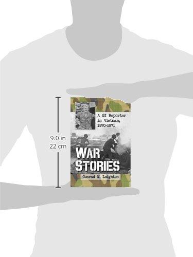 War Stories: A Gi Reporter in Vietnam, 1970–1971 by McFarland