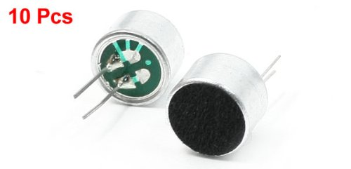 Buy electret microphone element with leads