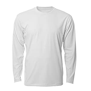 Denali Performance Men's Teaser UPF 50+ ProtectUV Mega Solar Long Sleeve T-Shirt