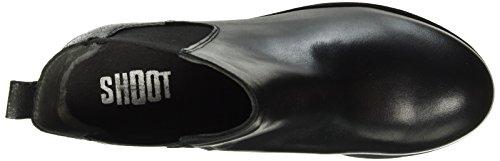 SHOOT Women's Shoes Sh-216026h Ankle Boots Black - Black b32DS44Ovl