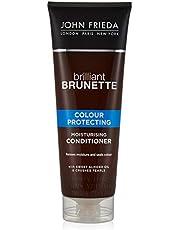 John Frieda Brilliant Brunette Color Protecting Moisturising Conditioner