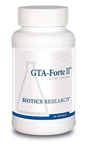 - Biotics Research GTA-Forte II™ – Endocrine Glands Support, Promotes Optimal Hormonal Balance. Contains Porcine Glandular, Phytochemically Bound Trace Elements Zinc, Selenium, Copper, Rubidium 90 Caps