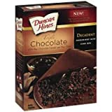 Duncan Hines Decadent Triple Chocolate Cake Mix, 21 Ounce - 8 per case.