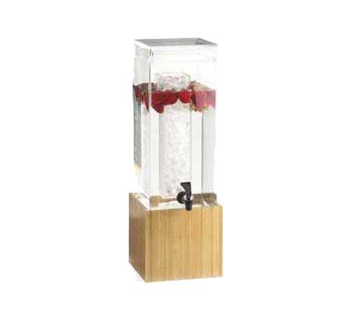Cal-Mil 1527-1-60 Bamboo 1.5 Gallon Beverage Dispenser