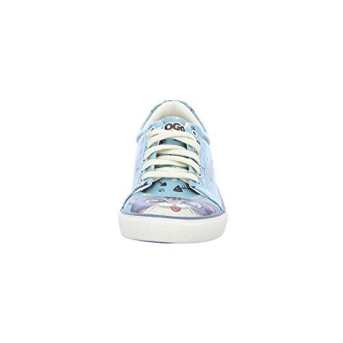 Dogo Sneaker - Leggi Lisca Di Pesce Mehrfarbig