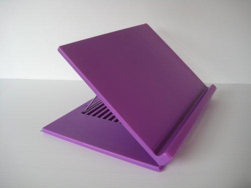 Book Holder, Slant Board, Laptop Holder, Right Angle Hold...