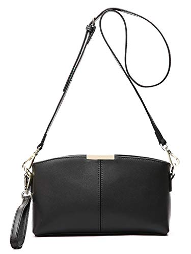 SAIERLONG Womens Casual Style Black Genuine Leather for sale  Delivered anywhere in Canada