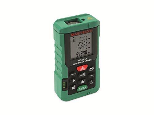 Digitales laser distanzmessgerät ms6414: amazon.de: baumarkt