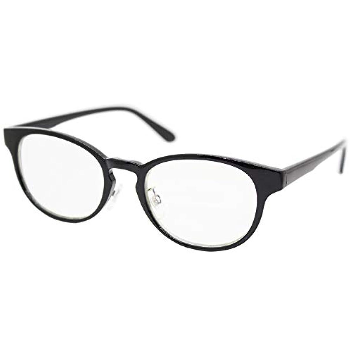 [해외] 에이트eight 도쿄EIGHT TOKYO 【UV컷/블루 라이트 컷】썬글라스 PC안경 신뢰 사바에산 클리어 렌즈 탑재 안경 맨즈/레이디스 겸용