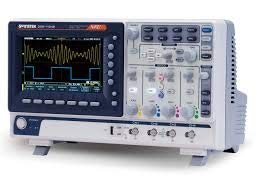 GDS1054B DC to 50Mhz 4Channels 1GSa//s DSO Oscilloscope with 4 Probes