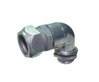 Sigma Electric ProConnex 49058 EMT 90-Degree Compression Connector 3/4-Inch, 1-Pack