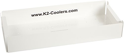 K2 Coolers Deep Tray for the Summit 70, Aluminum by K2 Coolers