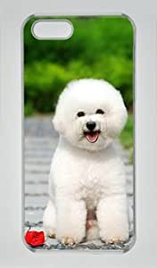 Chuffed Dog Transparent Sides Hard Shell Case for Iphone4s Iphone4s by Sakuraelieechyan