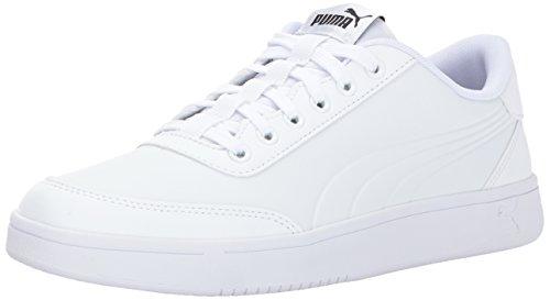 PUMA Men s Court Breaker L Mono Sneaker 32e368c5c