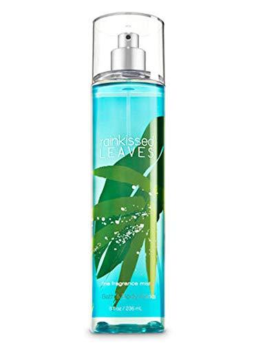 Bath & Body Works Signature Collection Rainkissed Leaves Fine Fragrance Mist 8 fl oz / 236 mL