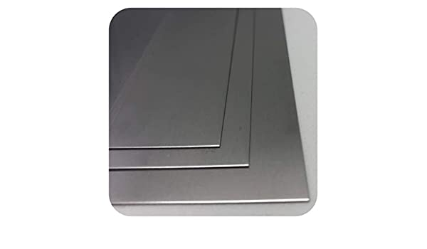 Chapa de acero inoxidable 0,5 mm Nirosta V2 A 1.4301, acero ...