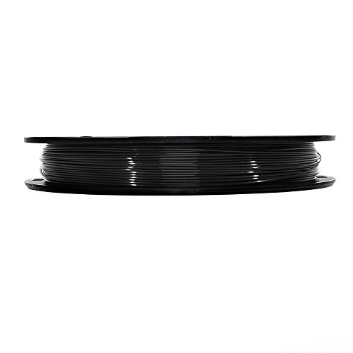 MakerBot PLA Filament, 1.75 mm Diameter, Large Spool, Black