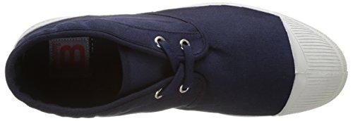 Bensimon Tennis New Nils Homme, Zapatillas Altas para Hombre azul (Marine)