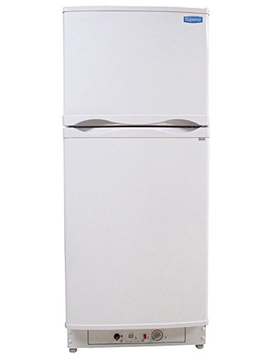Superior Propane LP Gas Off-Grid Refrigerator 6 Cu Ft