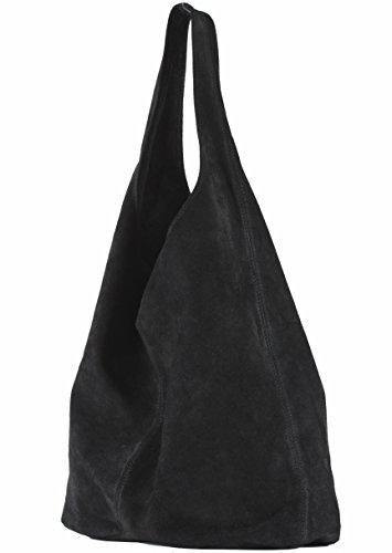 Histoiredaccessoires - Bag Woman Back - Sa140921gv-narrow Black