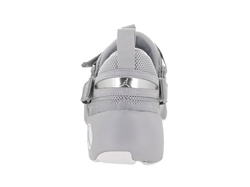 LX Men's Trunner Jordan White Shoe Training Grey Wolf Nike Jordan Grey Wolf qI5xTwtwB