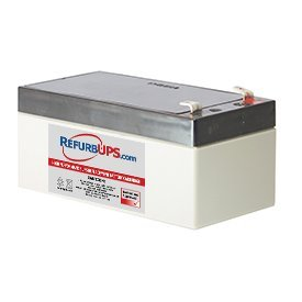 APC Back-UPS ES 350 G (BE350G) - Brand New Compatible Replacement Battery Kit by RefurbUPS
