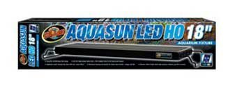 Zoo Med Aquasun LED HO Aquarium Hood, 18-Inch by Zoo Med