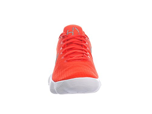 Low Nike Synthetic 2017 Running Metallic Men's React Orange Silver Team Shoes Hyperdunk White BrBqXpInxO