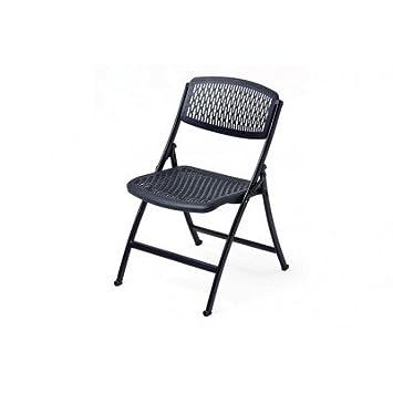 Wondrous Amazon Com Flex One Folding Chair Set Of 40 Seat Color Frankydiablos Diy Chair Ideas Frankydiabloscom