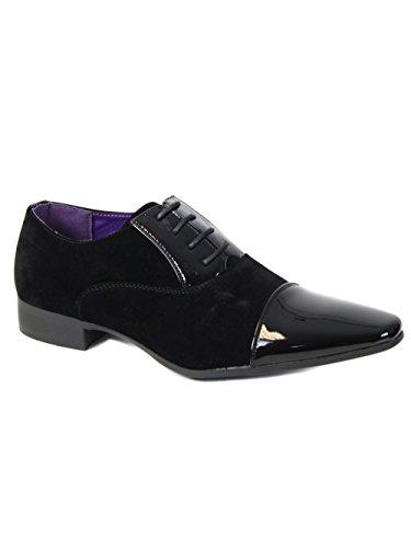 Kebello Schuhe ELO136 Schwarz