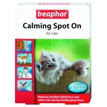 Beaphar Calmant Spot-On pour chats 3WK SINCLAIR