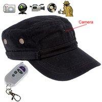 Cap with Spy Camera
