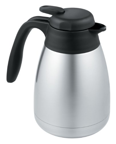 Thermos 34-Ounce Vacuum Insulated Stainless Steel Carafe by Thermos