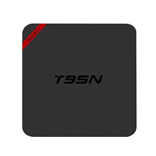 T95N android tv box S905X Quad Core android 6.0 1GB/8GB 3D Wifi HD 4K - 1 Gb Tv