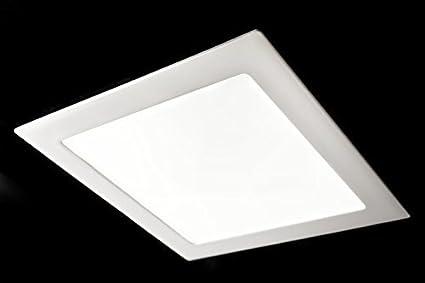 Plafoniera Led Da Soffitto : Gedotec design plafoniera led lampada da soffitto palladio
