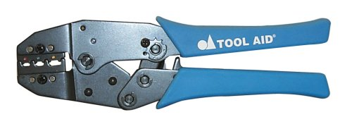 - Tool Aid S&G 18900 Professional Ratcheting Terminal Crimper