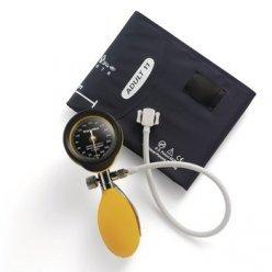 Welch Allyn Durashock DS55 serie Plata Mano Tensiómetro aneroide, amarillo (ds-5561 - 169): Amazon.es: Bricolaje y herramientas