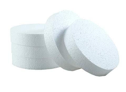 Craft Foam Circle Disc - 12 PC Pack (8'' Diameter x 1'' H) by CalCastle Craft (Image #3)