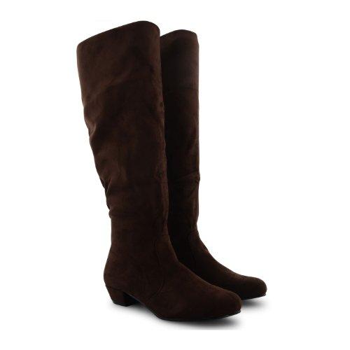 Footwear Sensation - Botas para mujer Beige beige Beige - marrón
