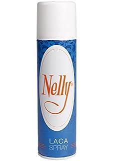 Nelly - Laca Hair Spray - Fijación fuerte - 400 ml: Amazon ...